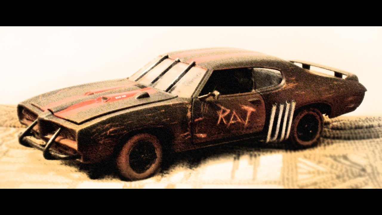 Car Model Customization Pontiac Gto 1969 In Mad Max The