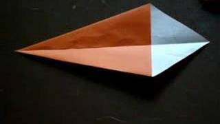 How To Fold An Origami Duck