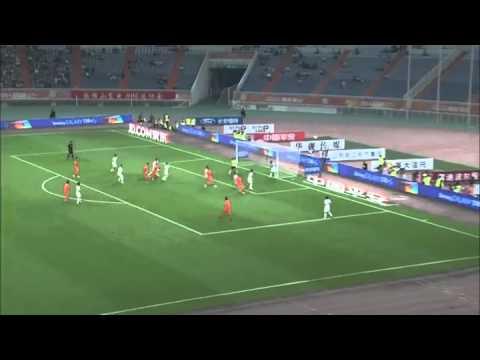 Shandong Luneng 1-0 Changchun Yatai