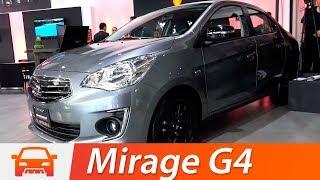 Mitsubishi Mirage G4 - México 2019
