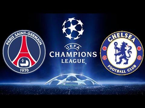 Chelsea X PSG - UEFA Champions League 11/03/2015