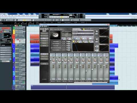 how to use steven slate drums with kontakt