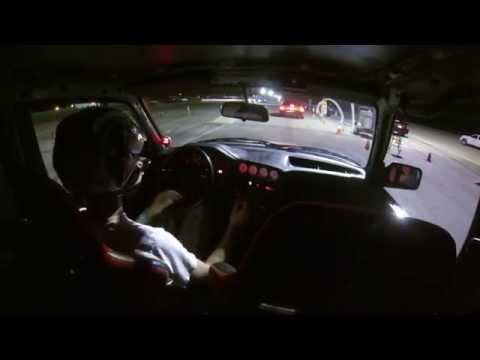 BMW E30 M50 Turbo Drag Racing