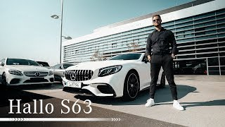 Hallo S63 | inscopelifestyle