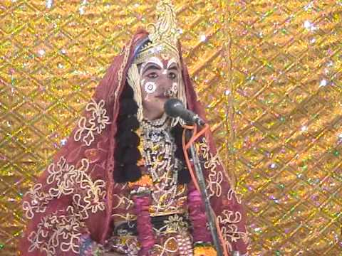 Raasleela At Hathras Shri Krishna Gaushala video