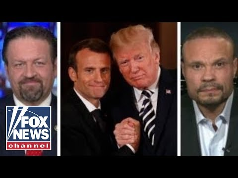 Gorka and Bongino on Trump's high-stakes summit with Macron