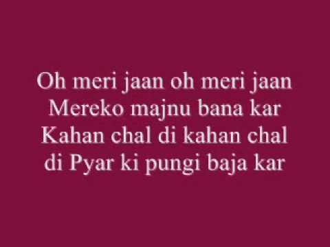 -Pyaar ki pungi - Agent Vinod 2012 Lyrics & Full song