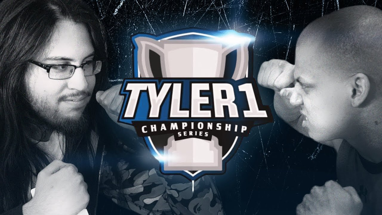 Imaqtpie - TYLER1 CHAMPIONSHIP SERIES! ft. MEME STREAM DREAM TEAM
