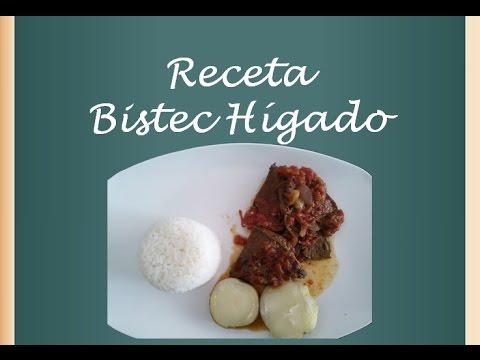 Bistec de higado encebollado facil y rapido recetas colombianas youtube - Almuerzo rapido y facil ...