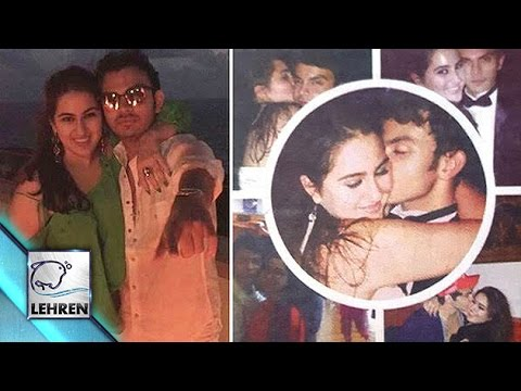 Saif Ali Khan's Daughter Sara DATING Politician's Grandson?? | LehrenTV