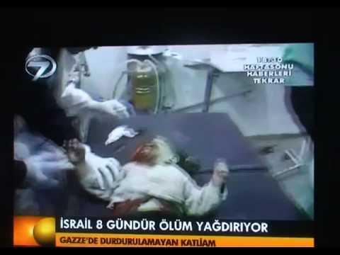 GAZA La Réalité cachée d'un massacre