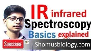 IR spectroscopy principle basics