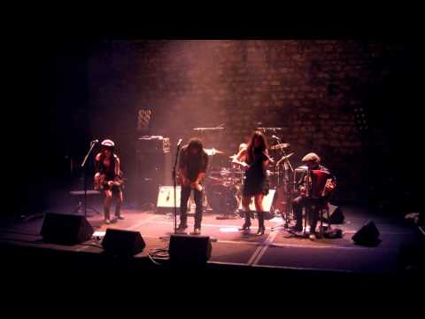 ERIC McFADDEN : Babylon Milkbird (electric violin : Stephanie Valentin)