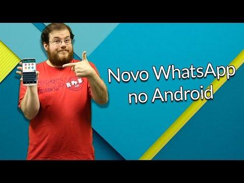 Hoje no TecMundo (14/04) - WhatsApp, próximo Xperia, Romero Britto X Apple e GTA V