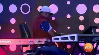 ቴዲማክ ኢትዮ ''ማክ'' ጃዝ [በማን ከማን ከመሳይ ጋር ሾው]Teddy Mak Ethio ''Mak'' Jazz ]  Live Music