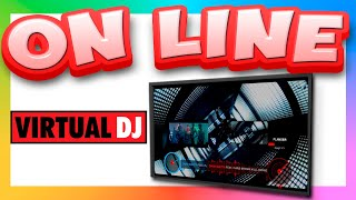 Virtual Dj 2018 🎧Transmisiones On line Facebook Youtube Etc Streaming