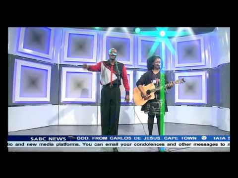 A Mandela song by Zahara and Mzwakhe Mbuli