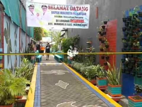 LORONG SEHAT MANDALA- Makassar Tidak Rantasa