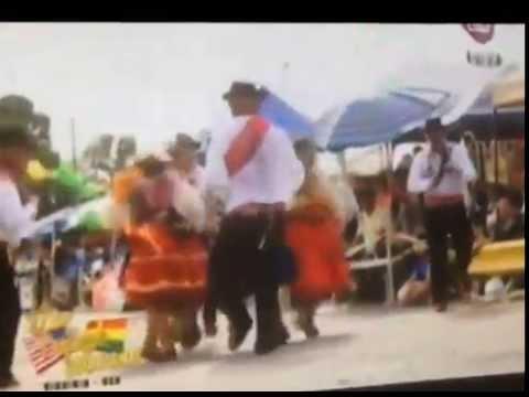 Tradiciones Bolivianas - Festival Boliviano 2014