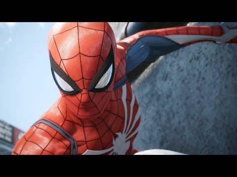 Spider-Man — Геймплей E3 2017 (4K)