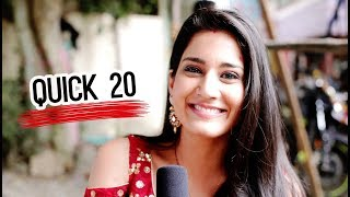 20 Questions with Aditi Rathore | Quick 20 | Naamkarann