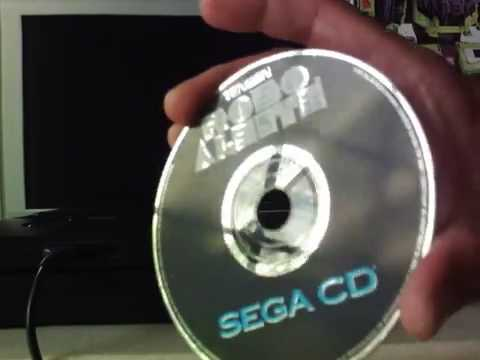 Sega CD Robo Aleste Review Buy it before it's too expensive like M.U.S.H.A