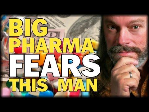 BIG PHARMA FEARS THIS MAN BECAUSE OF HIS REVOLUTIONARY TEA