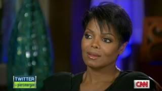 CNN Official Interview: Janet Jackson