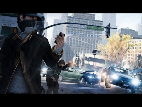 Watch Dogs - Vorschau / Preview mit Gameplay-Beispielen