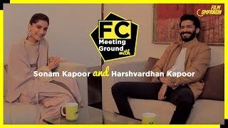 Download FC Meeting Ground | Sonam Kapoor & Harshvardhan Kapoor | Film Companion 3Gp Mp4