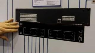 Extron brings an impressive digital matrix switcher to InfoComm 2010