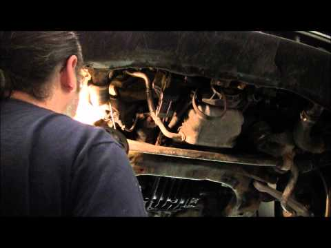 Diagnosing A Bad Starter Motor On A Audi A4 Quattro.wmv