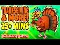 Thanksgiving Songs For Children Thanksgiving Songs Playlist For Kids mp3