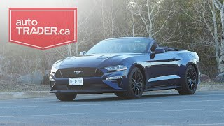2019 Ford Mustang GT Convertible Review