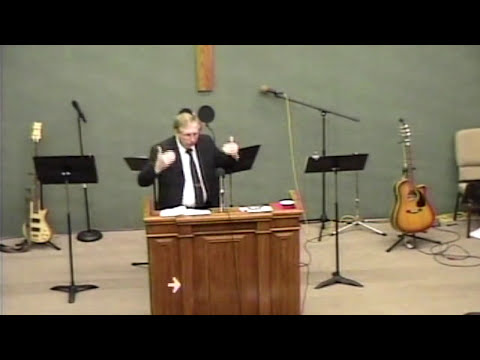 Sermon at Shady Grove Church on Removing Strongholds