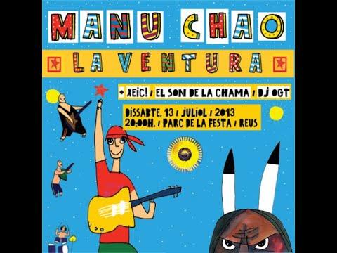 ★ MANU CHAO ★ Full Live @ Reus 2013 ᴴᴰ ⁂