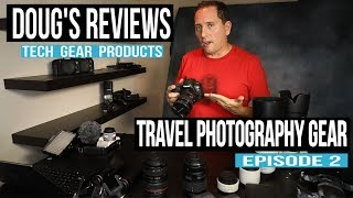 Travel Photography Gear with Casey Neistat, Peter McKinnon, FroKnowsPhoto and BatDad Impressions