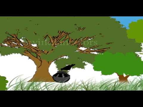 Pyasa Kauva Hindi Kids Story video