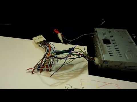 Instalacion de autoestereo. parte 1 (cables y diagrama)