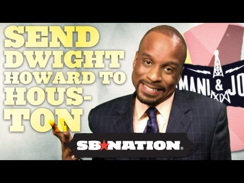 Send Dwight Howard To Houston - Bomani & Jones, Episode 32