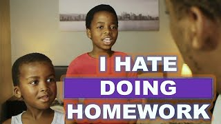 Luh & Uncle ep1 - HomeWork Time