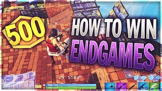 How To Consistently Get To Endgame in Fortnite (5 Easy Ways)