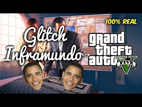 GLITCH/BUG INFRAMUNDO EN GTA V!!!
