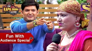 Fun With Audience Special - The Kapil Sharma Show