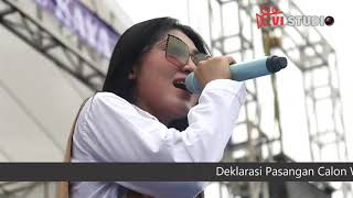 VIA VALLEN - Bojo galak Live Kota Tegal bareng NEw DEWATA