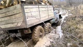 ЗиЛ 131 Russian Trial 6x6 part 2.