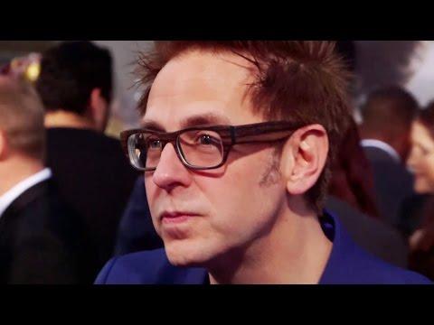 James Gunn Talks Avengers vs Guardians At Avengers 2 Premiere