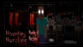 Minecraft Horror Movie - The Haunting of Herobrine II