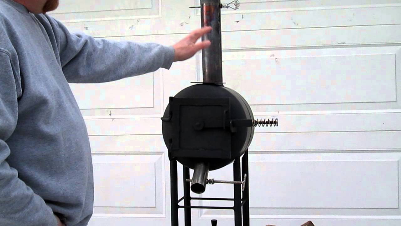 DIY Ice Shack Wood Stove Plans Freeice shack wood stove