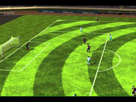FIFA 14 iPhone/iPad - Catamarca FC vs. Najran
